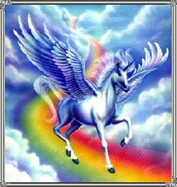 Image result for pegasus unicorn flying